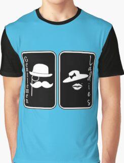 bathroom Graphic T-Shirt