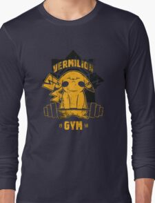 Vermilion Gym Long Sleeve T-Shirt
