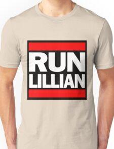 Unbreakable Kimmy Schmidt Inspired Rap Mashup - RUN Lillian - UKS Shirt - Females are Strong as Hell Parody Shirt Unisex T-Shirt