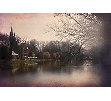 The Beauty of Brugge Photographic Print