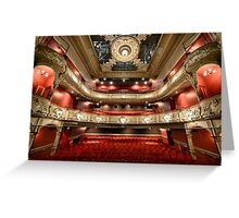 Lyric Theatre, Hammersmith Greeting Card