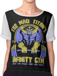 Thanos Gym Chiffon Top