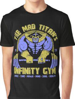 Thanos Gym Graphic T-Shirt