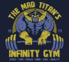 Thanos Gym Kids Tee