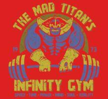 Thanos Gym One Piece - Short Sleeve