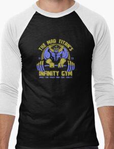 Thanos Gym Men's Baseball ¾ T-Shirt