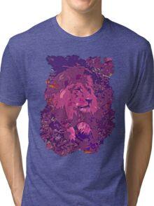 Killing it - Lion Tri-blend T-Shirt