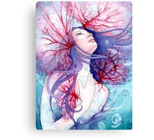 Soul of the Siren Canvas Print