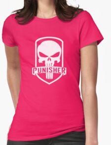 The Punisher Womens T-Shirt
