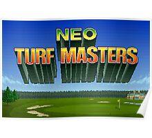 Neo Turf Masters (Neo Geo) Poster