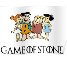 Game of Stones Poster