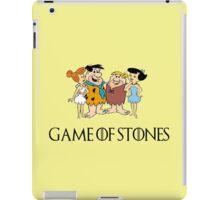 Game of Stones iPad Case/Skin