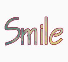 Smile One Piece - Short Sleeve