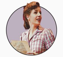 Jessie Mueller as Young Carole King One Piece - Short Sleeve