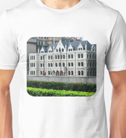 The Russell & Co. Building  Unisex T-Shirt