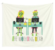 The working dead Wall Tapestry