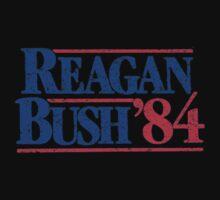 Reagan Bush One Piece - Short Sleeve
