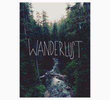 Wanderlust Rainier Creek Baby Tee