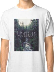 Wanderlust Rainier Creek Classic T-Shirt