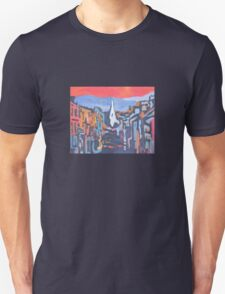 Kenmare, Colour - County Kerry, Ireland Unisex T-Shirt
