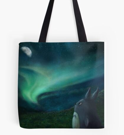 Look up to the sky /Agat/ Tote Bag