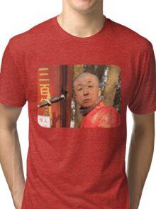 The Storyteller  Tri-blend T-Shirt