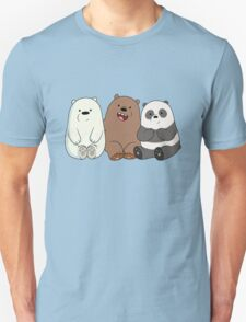 Baby Bears Unisex T-Shirt