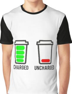 CHARGED - UNCHARGED Graphic T-Shirt