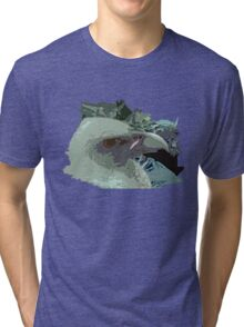 Killing it - Vulture Tri-blend T-Shirt