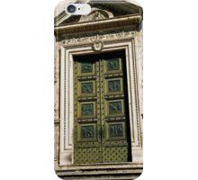 Roman Door iPhone Case/Skin