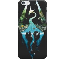 The Nature of Skyrim iPhone Case/Skin