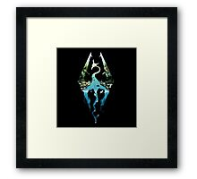 The Nature of Skyrim Framed Print