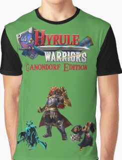 Hyrule Warriors Ganondorf Edition Graphic T-Shirt