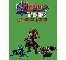 Hyrule Warriors Ganondorf Edition Photographic Print