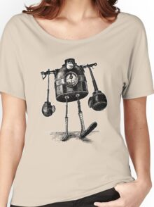 Boxing Bot Women's Relaxed Fit T-Shirt