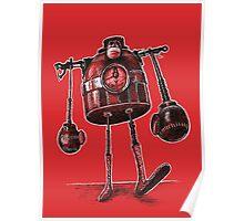 Boxing Bot Poster