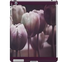 Tulips in The Dark  iPad Case/Skin