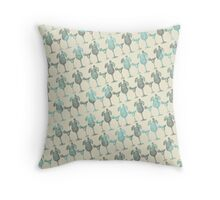 Cocktail Repeat Throw Pillow
