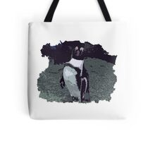 Killing it - Penguin Tote Bag