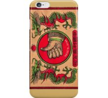 Dragon Matchbox Art iPhone Case/Skin