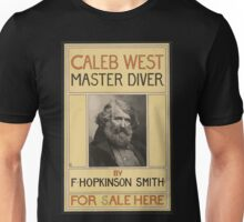 Artist Posters Caleb West master diver by F Hopkinson Smith For sale here 0934 Unisex T-Shirt