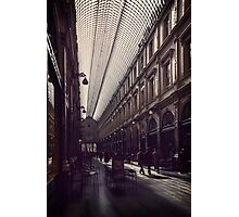 Les Galeries Brussels Photographic Print