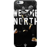DeMar DeRozan - We The North iPhone Case/Skin