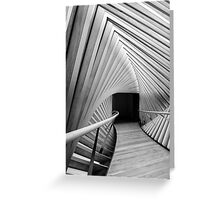 Bridge of Aspiration Greeting Card