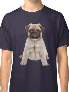 Pug Dog Classic T-Shirt