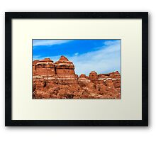 Arches National Park Detail Framed Print