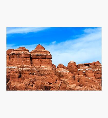 Arches National Park Detail Photographic Print