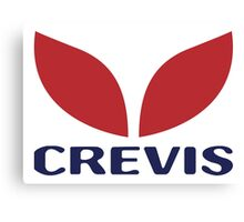 Crevis Logo - 2 (GTA V) Canvas Print