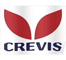 Crevis Logo - 2 (GTA V) Poster