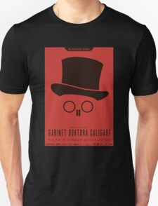 Cabinet of Dr. Galigari - Poster Art T-Shirt